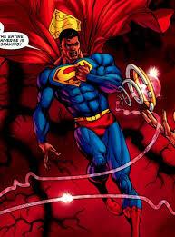 b superman